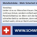 Metallschränke – Mehr Sicherheit im Unternehmen